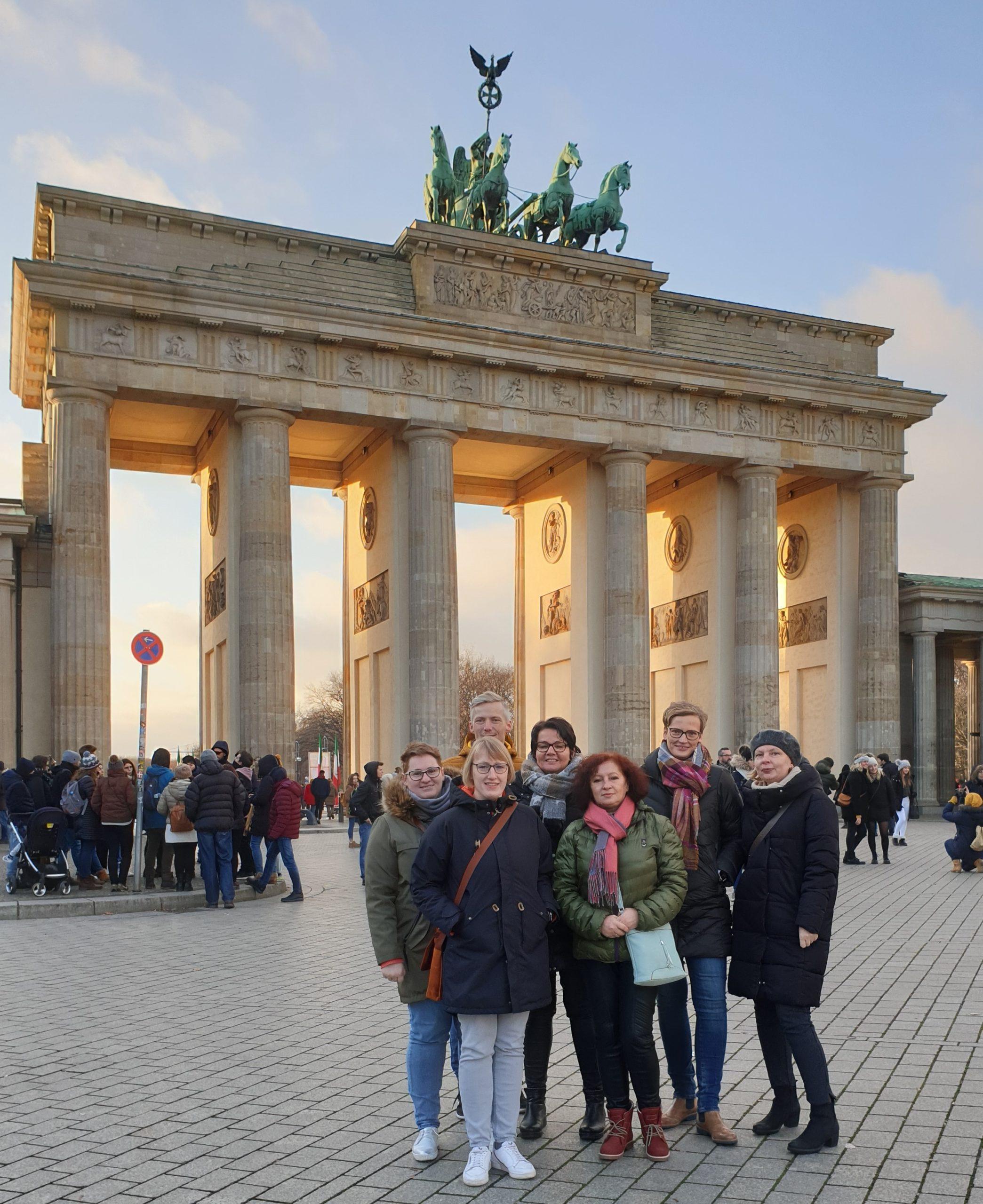Schüleraustausch Steinfeld-Jastrowie