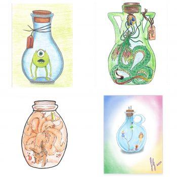 Bottled Creatures – Exoten im Glas