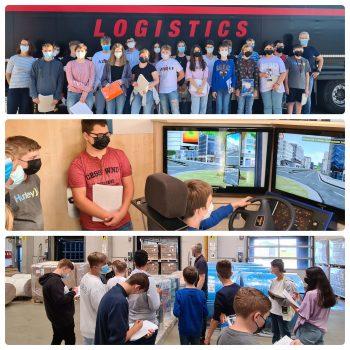 Besuch bei Schockemöhle Logistics